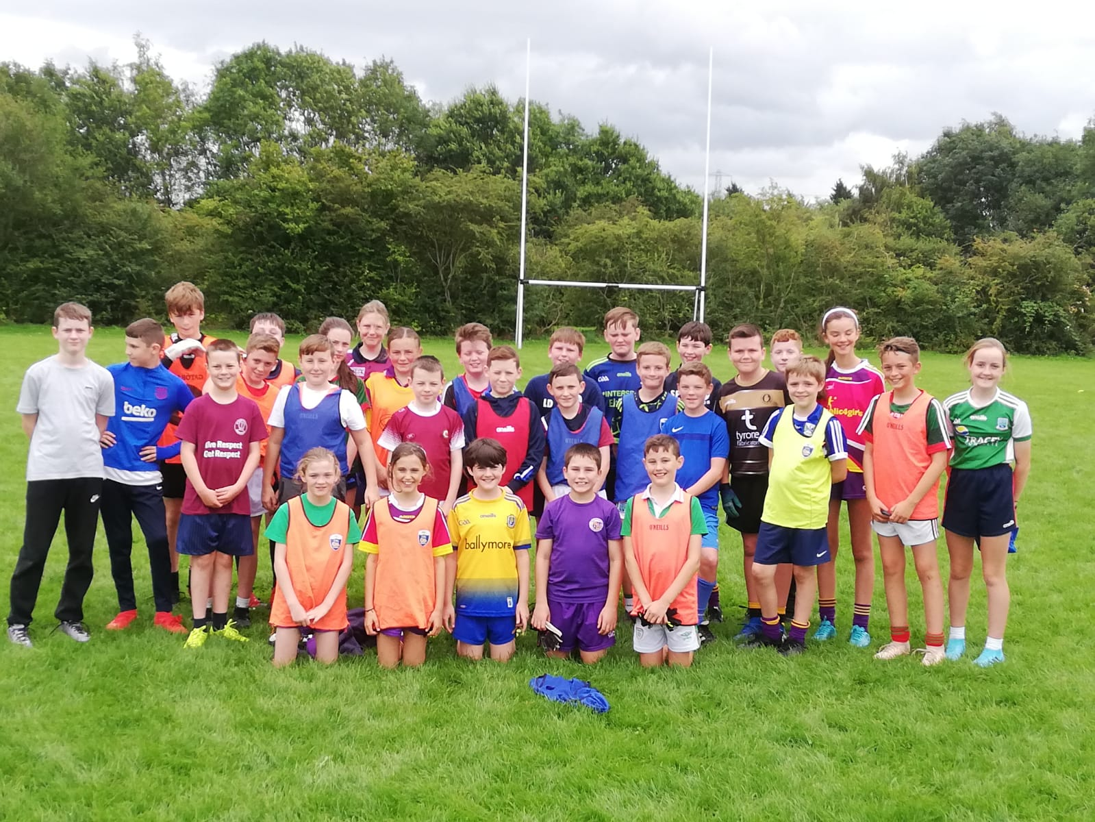 Lancashire GAA Summer Camp 2019 – great success!!