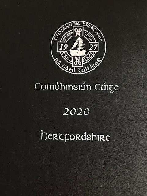 Coinbhinsiún Cúige 2020