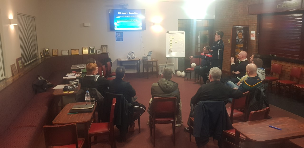 Warwickshire run another successful 'Level 1 Coaching Course'  – Thanks to everyone that was involved last weekend!!